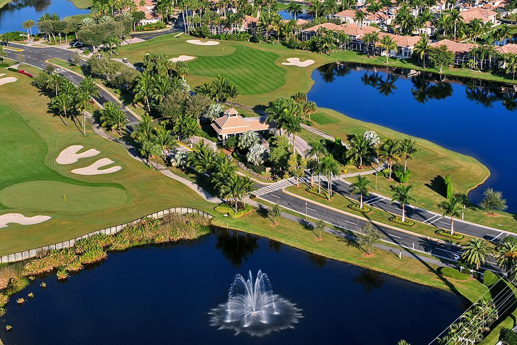 Country Club Homes in Delray Beach